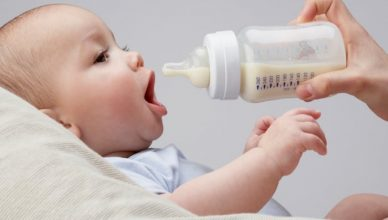 TIPS ON BABY FEEDING