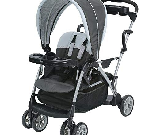 graco room for 2 stand and ride stroller