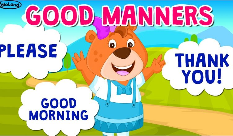 7 ways of teaching manners to preschoolers