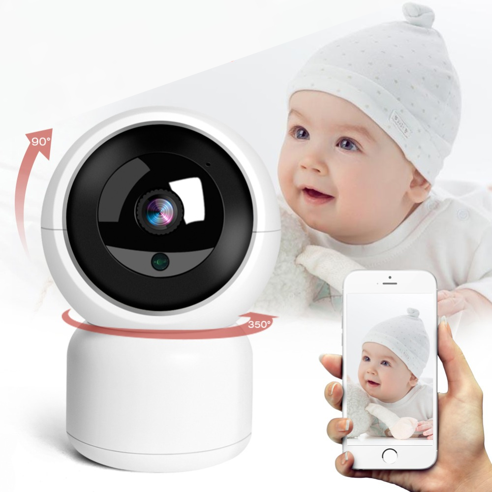 MINI WIRELESS BABY MONITOR