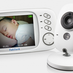Wireless Radio Nanny Monitor