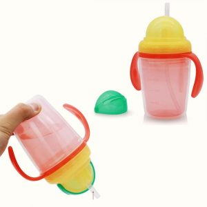 Double Layer Baby Bottle for newborns