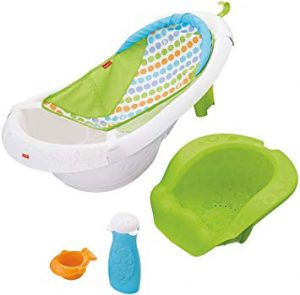 Fisher-Price 4-in-1 Sling 'n Seat Tub.